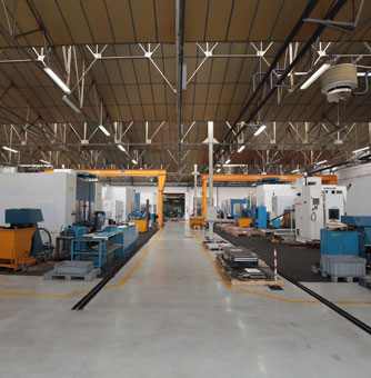 SERMATI - Manufacturing process
